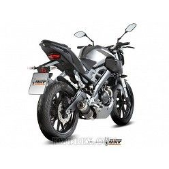 Escape completo MIVV Yamaha MT 125 GP Carbono Y.047.L2S