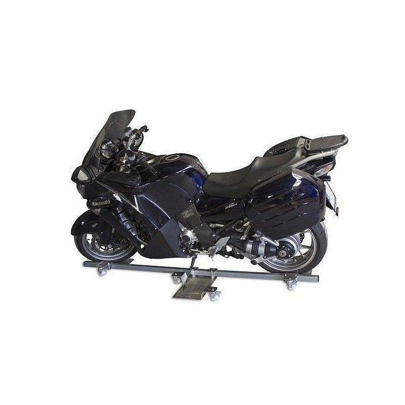 Plataforma traslador de moto