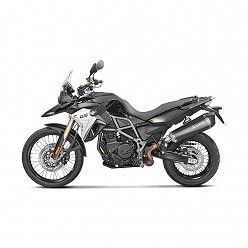 Escape Akrapovic BMW F800 GS 2008-2017 Titanio copa Carbono S-B8SO6-HZAABL