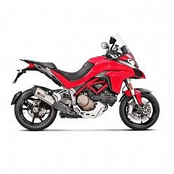 Escape Akrapovic Ducati Multistrada 1200 2015-2016 Titanio copa Carbono S-D12SO7-HHX2T