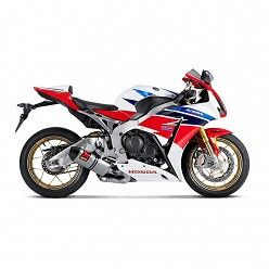 Escape Akrapovic Honda CBR 1000 RR ABS 2014-2016 Titanio copa Carbono S-H10SO14T-HTT