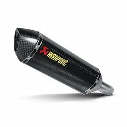 Escape Akrapovic Suzuki GSX-S 750 2015-2016 Carbono copa Carbono S-S7SO1-HRC