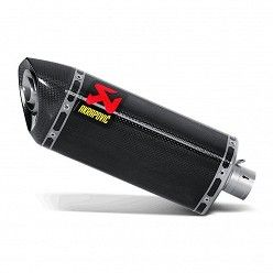 Escape Akrapovic Yamaha YZF 600 R6 2008-2009 Carbono copa Carbono S-Y6SO7-HZC