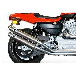 Escapes Termignoni Harley Davidson XR1200 R Round Carbono HD03080CR