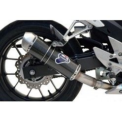 Escape Termignoni Honda CB 500 2013-2015 Relevance Carbono H116080CVI
