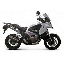 Escape Termignoni Honda Crosstourer 1200 2013-2016 Relevance Carbon Look H125080INV