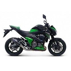 Escape Termignoni Kawasaki Z800 2013-2017 Relevance Carbono K075080CV