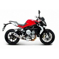 Escape Termignoni MV Agusta Brutale B3 675 2012-2016 Conical Full Titanio MV09094TVT