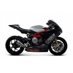 Escape Termignoni MV Agusta F3 800 2012-2016 Conical Full Titanio MV10080TVT