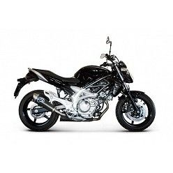 Escape Termignoni Suzuki Gladius 2009-2017 Oval Carbono S065080CO