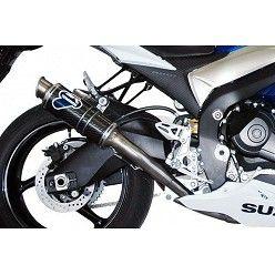 Escapes Termignoni Suzuki GSX-R 1000 2009-2011 GP Style Carbono S062080CR