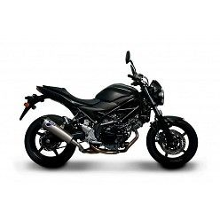 Escape Tergmignoni Suzuki SV 650 2016-2018 Relevance Inox