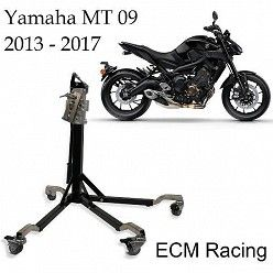 Elevador central de moto racing ECM para Yamaha MT09