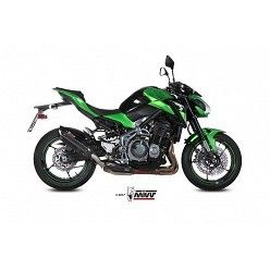 Escape Kawasaki Z900 MIVV Suono Steel Black