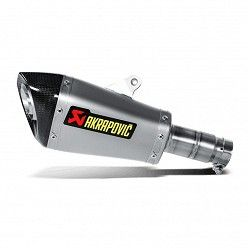 Escape Akrapovic Yamaha R6 2017 Titanio copa Carbono S-Y6SO9-ASZ
