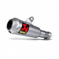 Escape Akrapovic Yamaha R6 2017 Titanio S-Y6SO10-AHBT