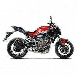 Escape completo Leovince GP Duals Yamaha MT07 2014-2019