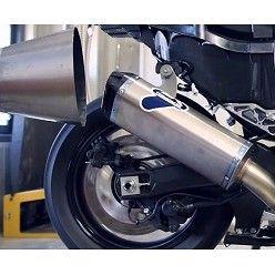 Grupo completo Termignoni Titanio Yamaha TMax 530 2017