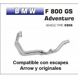 Colectores racing Arrow BMW F800 GS 2008-2016 71407MI