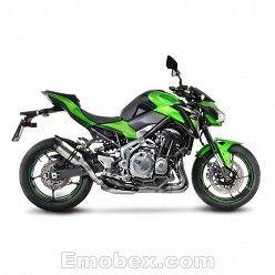 Escape Kawasaki Z900 2017 Leovince LV Pro Inox copa Carbono 14171E