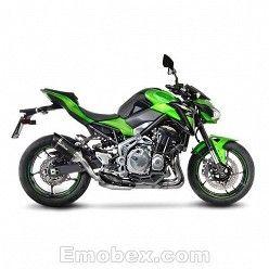 Escape Kawasaki Z900 2017 Leovince LV Pro Carbono copa Carbono 14172E