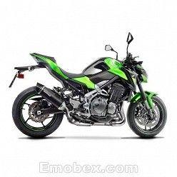 Escape Kawasaki Z900 2017 Leovince Nero Inox copa Carbono 14039