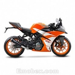 Escape KTM RC 125 2017 Leovince GP One Inox  15116