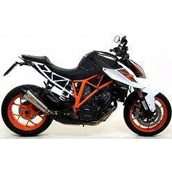 Escape KTM 1290 SuperDuke 2017 Arrow Xkone Nichrom copa Carbono 71820XKI