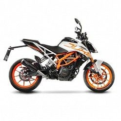 Escape KTM Duke 390 2017 Leovince GP One Inox 15116