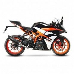 Escape KTM RC 390 2017 Leovince LV One Carbono copa Carbono 14186E