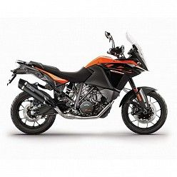 Escape KTM 1090 Adventure - R 2017 Leovince Nero copa Carbono 14045