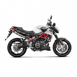 Escapes Akrapovic Aprilia Shiver 900 Titanio copa Carbono S-A9SO1-HDT