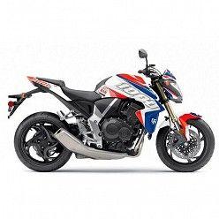 Kit vinilo Deco Up Maximize Honda CB1000R 2008-2016 Rojo - Azul