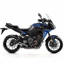 Kit vinilo Deco Up Maximize Yamaha Tracer 900 2015 en adelante Negro - Azul