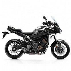 Kit vinilo Deco Up Maximize Yamaha Tracer 900 2015 en adelante Negro - Blanco