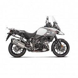 Escape Akrapovic Suzuki V-Strom 1000 2017 Titanio