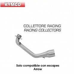 Arrow - Colector racing Kymco Super Dink 125 ref 53058MI