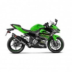 Escape Akrapovic Kawasaki Ninja 400 2018 Carbono