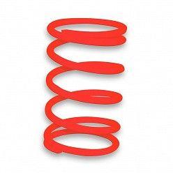 Muelle de polea conducida Malossi color rojo 58X135 MM hilo 4,3 MM - K 5,5 ref 2916465RO