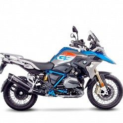 Escape Leovince BMW R1200 GS 2017-2018 Nero