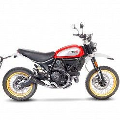 Escape Leovince Ducati Scrambler 800 Desert 2017-2018 GP One