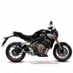 Escape completo Leovince Honda CB 650 R Neo Sports Café LV Pro Carbono