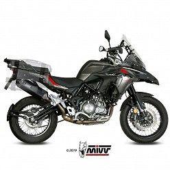 Escape Benelli TRK 502 X 2018-2020 MIVV Speed Edge Black