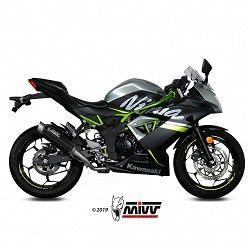 Escape Kawasaki Ninja 125 MIVV GP Pro Carbono