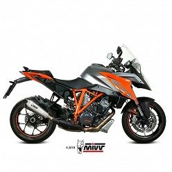 Escape KTM 1290 Superduke GT MIVV Delta Race Inox
