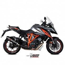 Escape KTM 1290 Superduke GT MIVV Oval Carbono