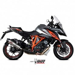 Escape KTM 1290 Superduke GT MIVV Oval Titanio