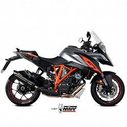 Escape KTM 1290 Superduke GT MIVV Suono Black