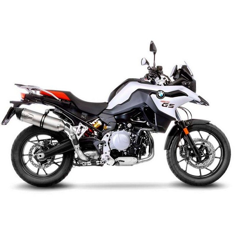 Escape Leovince BMW F850 GS 2018-2020 LV Evo Inox