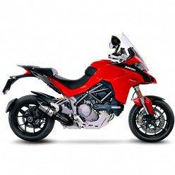 Escape Leovince Ducati Multistrada 1260 2018-2020 LV Pro Inox